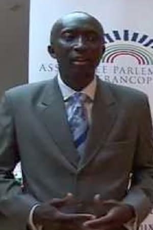 Mr. Prof. Omar Ndoye